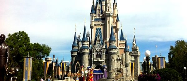 castelo magic kingdom walt disney world 2014