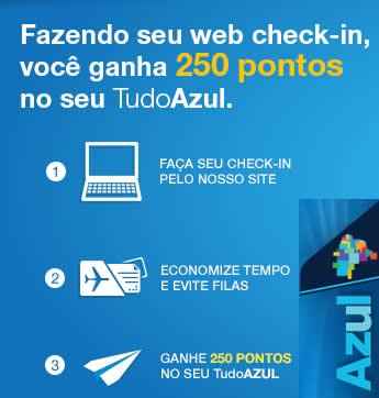 web check in azul