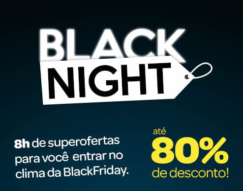 black night brasil