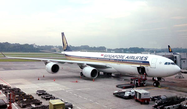voos mais longos do mundo A340-500 singapore airlines