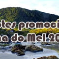 pacotes promocionais ilha do mel 2014, pousada alternativa