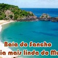 baia do sancho fernando de noronha