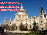 St Pauls Cathedral London desconto ingresso