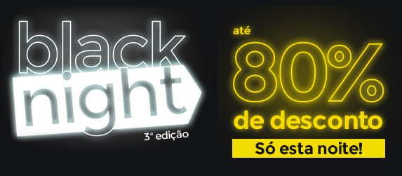 black night brasil 2014