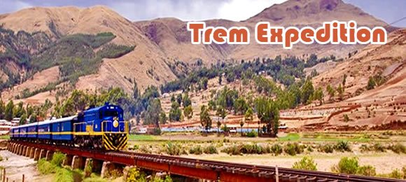 trem expedition pacotes 2015