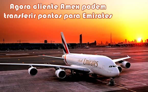 american express e emirates airlines