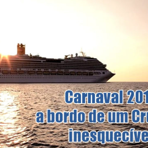 Carnaval 2018 a bordo do cruzeiro Costa Favolosa | Pacotes de Carnaval