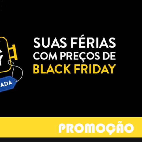 Black Friday Prorrogada CVC