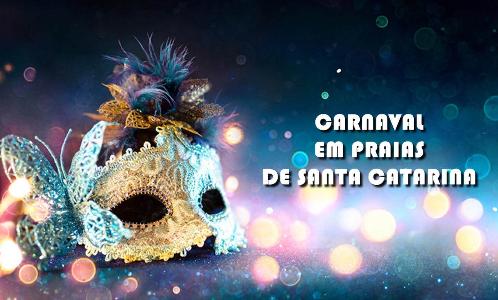 Carnaval 2020 em Praias de Santa Catarina