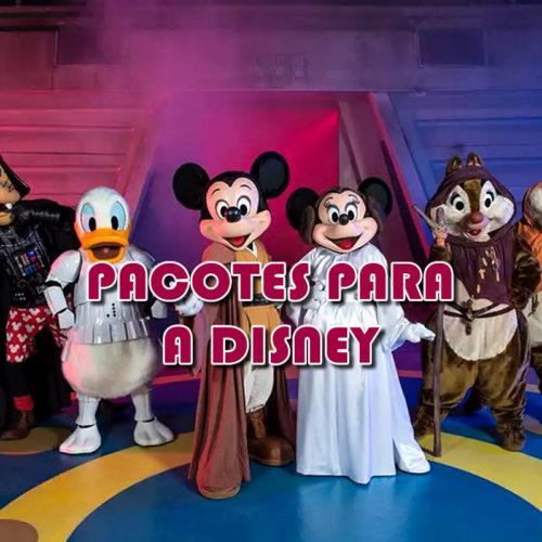 Disney BBB, pacotes para o mundo da fantasia em 2020 e 2021