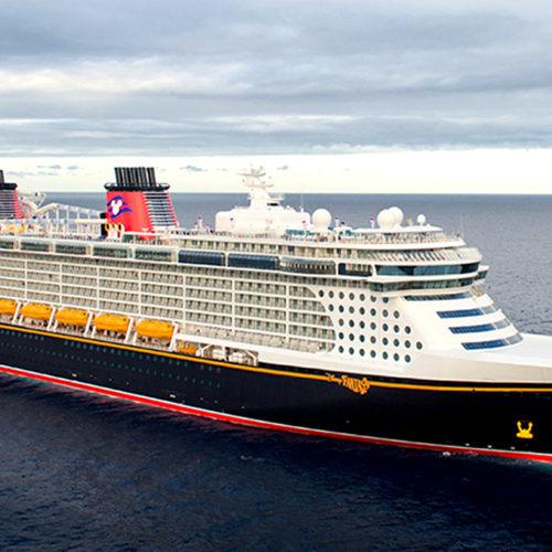 Cruzeiros 2020 estão cancelados na Disney Cruise ao Alasca e Europa