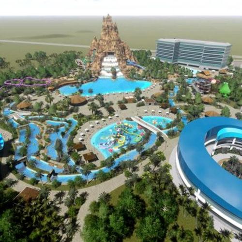 Conheça o Acqualinda novo parque aquático, são 70 mil m² para explorar